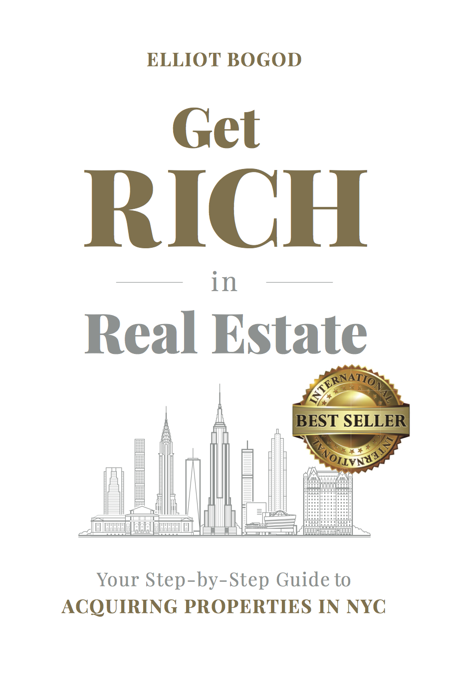 Get Rich In Real Estate Best Seller